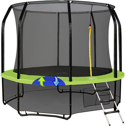 Батут Hasttings Sky Double 10ft (3,05 м)