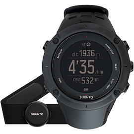 Suunto Ambit 3 peak black HR