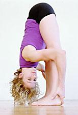 Фитнесc растяжка мышц